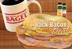 Back Bacon Deal