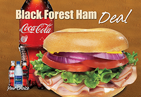 Black Forest Ham Deal